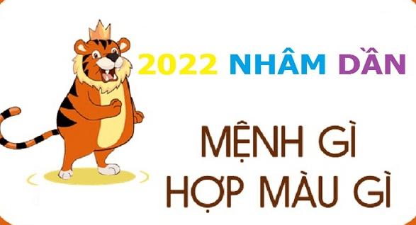 năm 2022 là năm con gì