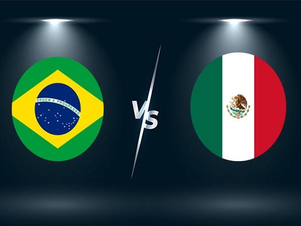 Soi kèo U23 Mexico vs U23 Brazil – 15h00 03/08/2021, Olympic 2020